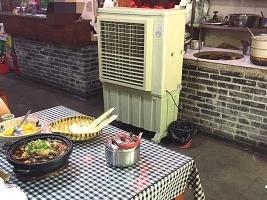 武汉餐饮业冷风机