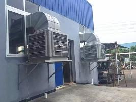 武汉工厂降温设备