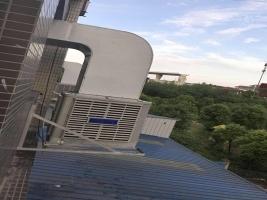 冷风机局部降温安装